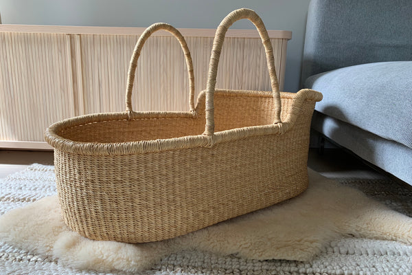baby bassinet vegan