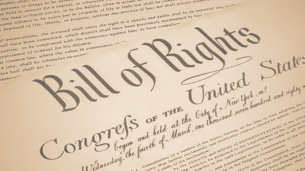 The Bill of Rights: What Does it Say?