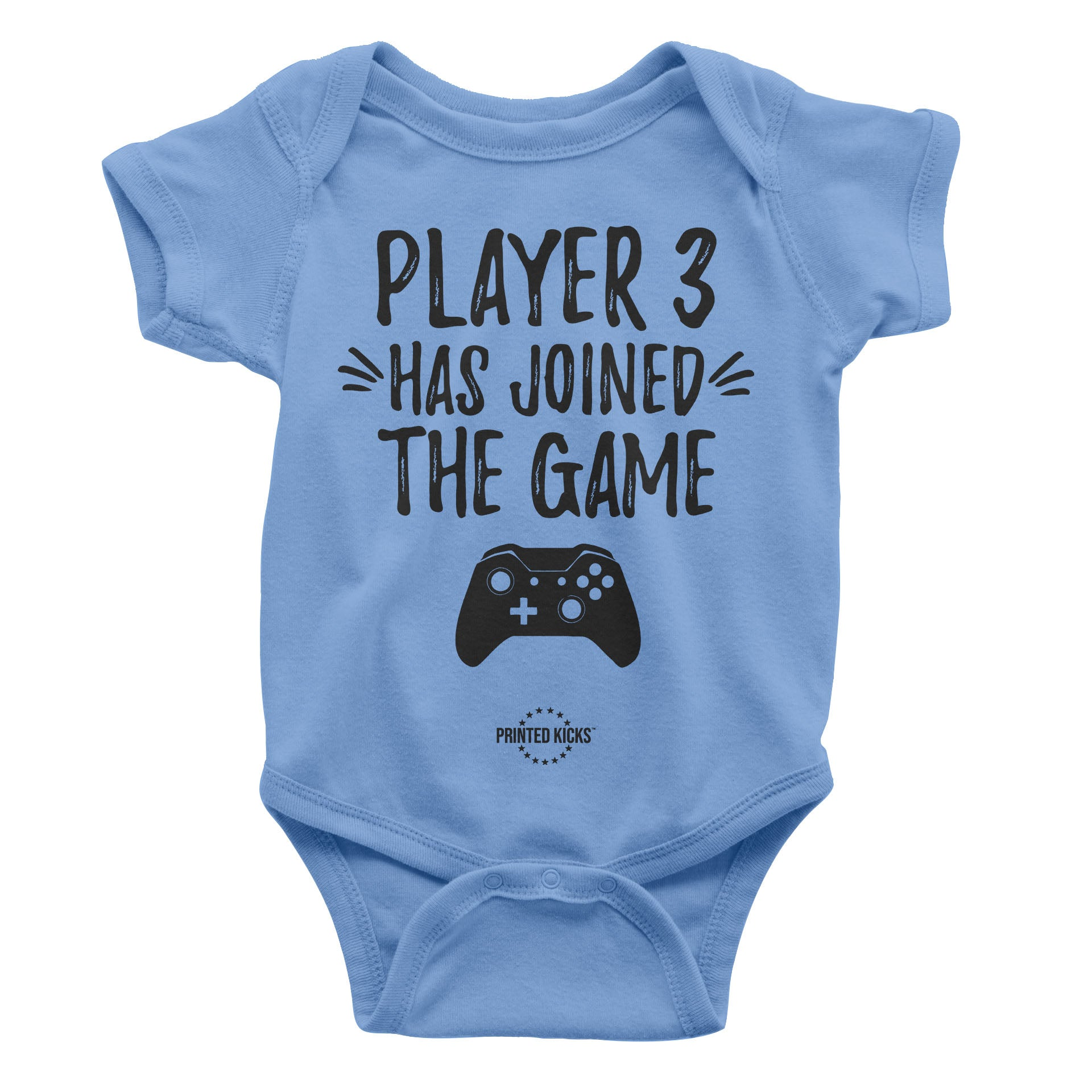 Player 3 Has Joined The Game (xbox Edition) Infant Onesie