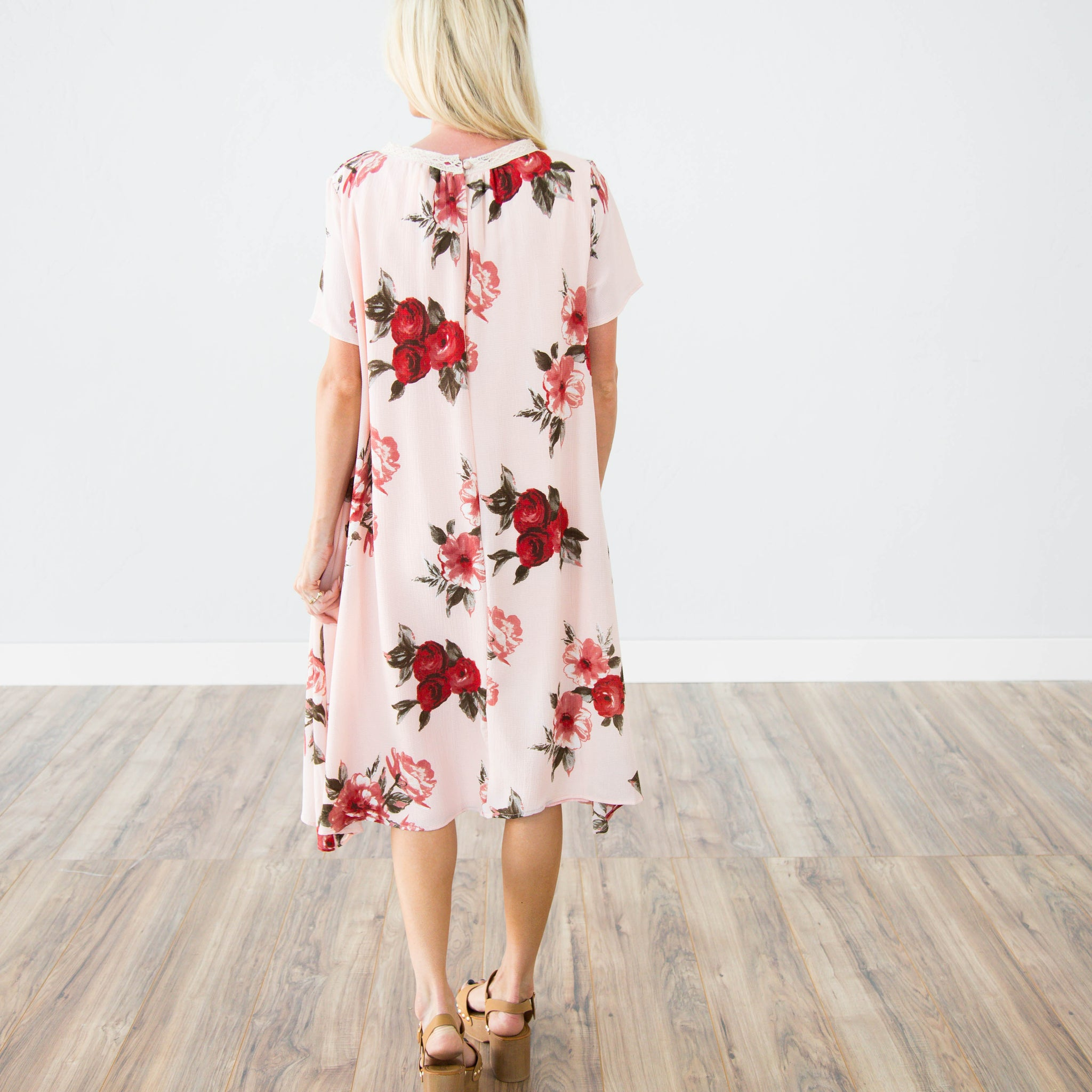 Sammie Blush Dress