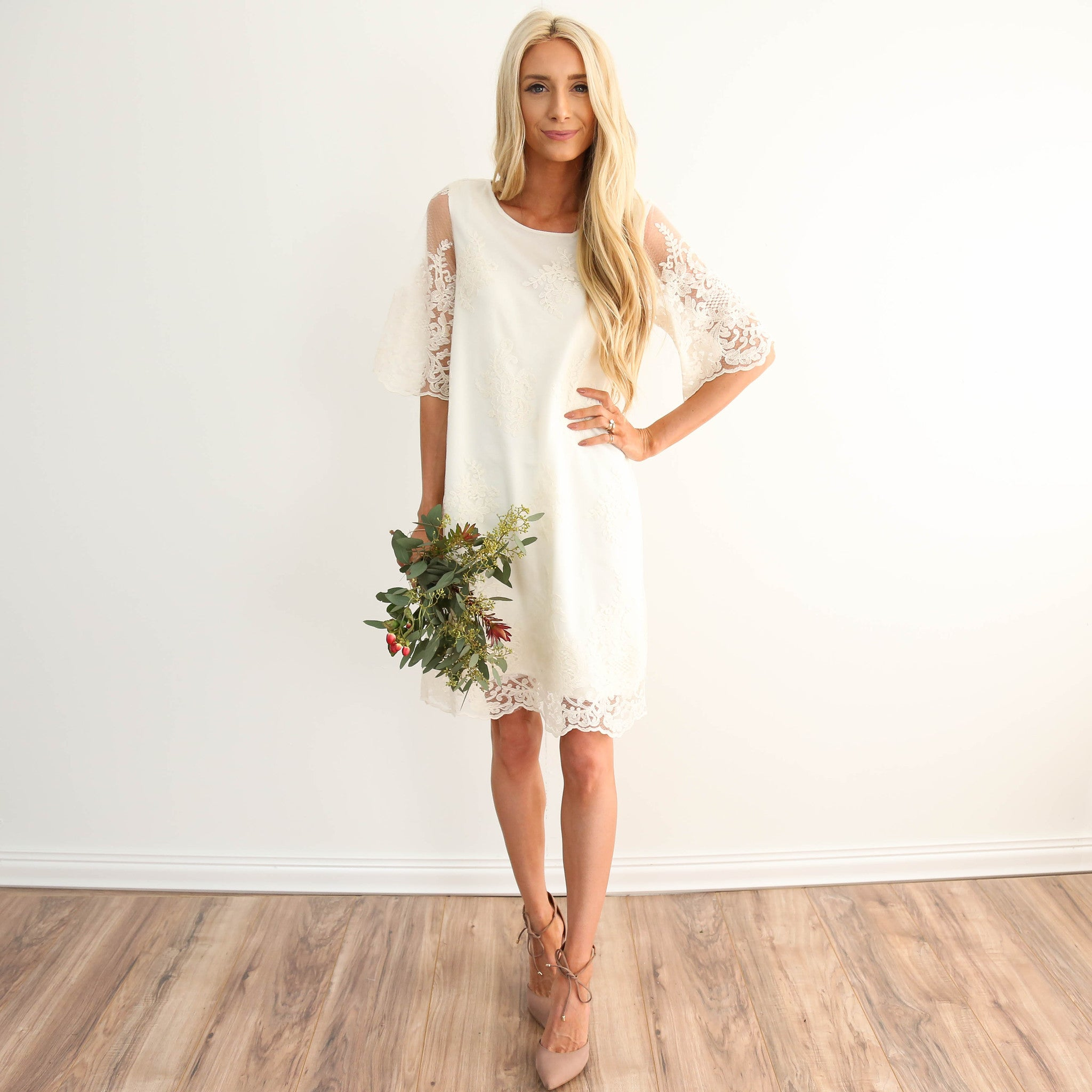 Kya Lace Dress