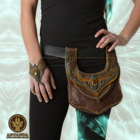 A Dragon's Heart - Holster Bag