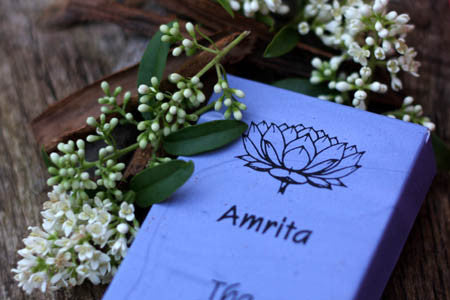 Amrita Incense - Sacred Mother's India