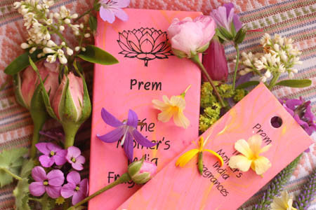 Prem Incense - Sacred Mother's India