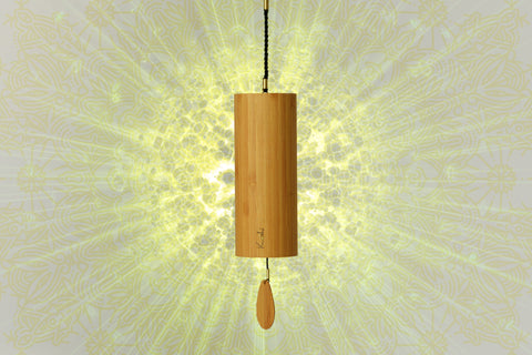 Aruanda UK Koshi Yellow Aria Air Wind Chime