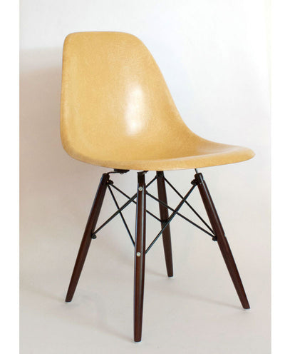 Vintage Eames Shell Chair By Herman Miller