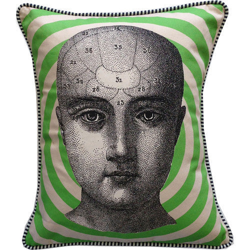 Phreneology Pillow