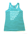 Mai Tai Ladies Tank Top