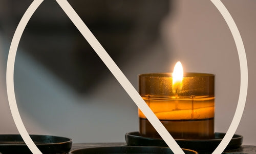 6 Places You Can't Take Candles