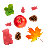 Happy Wax Autumn Breeze Wax Melts - 8 Oz. Half Pounder Pouch - All Hapopy Wax scented wax melts are made with 100% all natural soy wax and are infused with essential oils. Perfect for using with any scented wax melt, cube, or tart warmer.