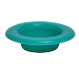 "Happy Wax - Blue Silicone Wax Melt Removal Dish - Quickly remove hardened wax from your Signature or Classic Wax Warmer! Used wax pops right out allowing you to changes scents in seconds! All Happy Wax scented wax warmers include our ""no scrape"" silicone wax melt removal dish."
