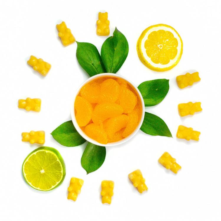 Citron Mandarin Classic Tin Wax Melts -All Happy Wax scented wax melts are made with 100% all natural soy wax and are infused with essential oils. Perfect for using with your electric wax melt, cube, or tart warmer to deliver flame-free home fragrance!