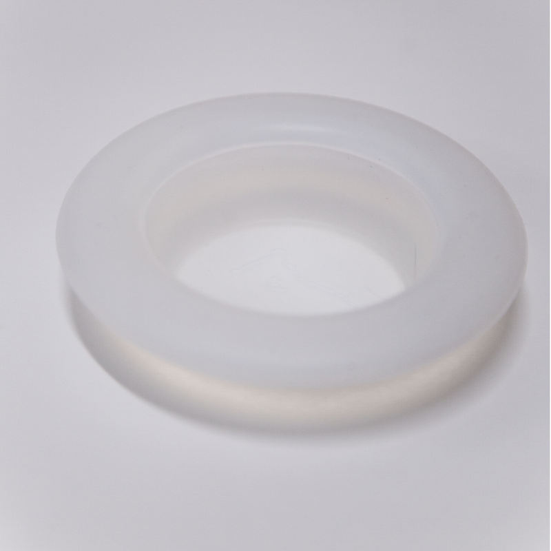 "Happy Wax Clear Silicone Wax Melt Dish - All Happy Wax scented wax warmers include our ""no scrape"" silicone wax melt removal dish."