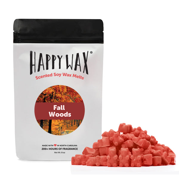 Half Pounder Fall Woods Wax Melts