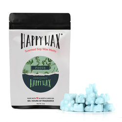 Happy Wax Focus Wax Melts - All Happy Wax scented wax melts are made with 100% all natural soy wax.