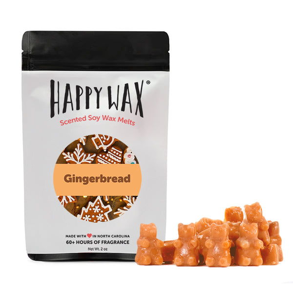 Gingerbread 2 oz. Sample Pouch