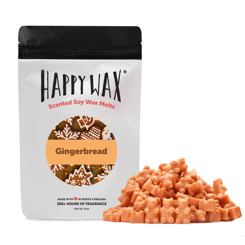 Half Pounder Gingerbread Wax Melts