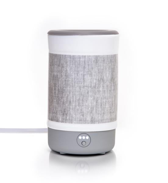 Gray Linen Signature Warmer