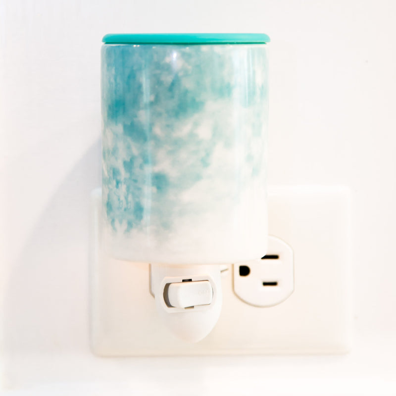 Happy Wax Watercolor Outlet Plug-In Wax Melt Warmer