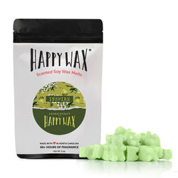 Happy Wax Inspire Wax Melts - All Happy Wax scented wax melts are made with 100% all natural soy wax.