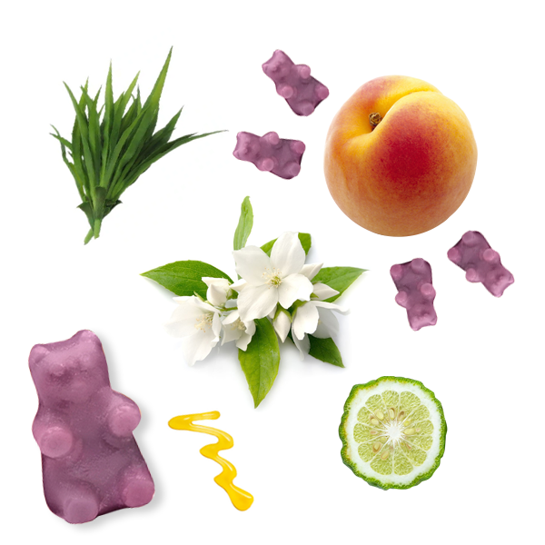 Happy Wax - Jasmine Honeysuckle Wax Melts - All Happy Wax scented wax melts made with all natural soy wax, infused with essential oils. Use Happy Wax melts with any wax melt, cube, or tart wax warmer for hours of flame-free home fragrance.