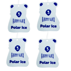 Polar Ice Car Air Freshener 4-Pack