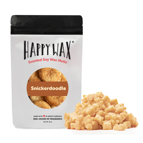 Half Pounder Snickerdoodle Wax Melts