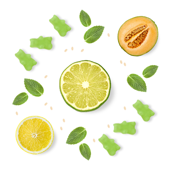 Sublime Lemon Lime 2 Oz Sample Pouch