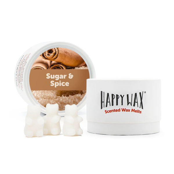 Sugar & Spice Wax Melts