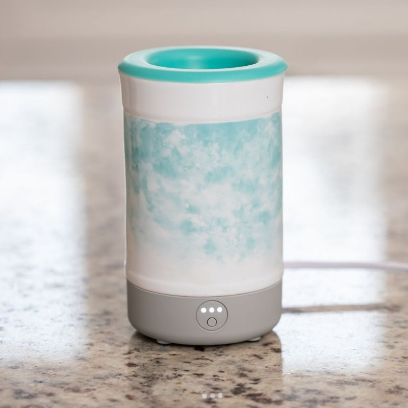 Happy Wax Watercolor Signature Wax Melt Warmer - $39.95