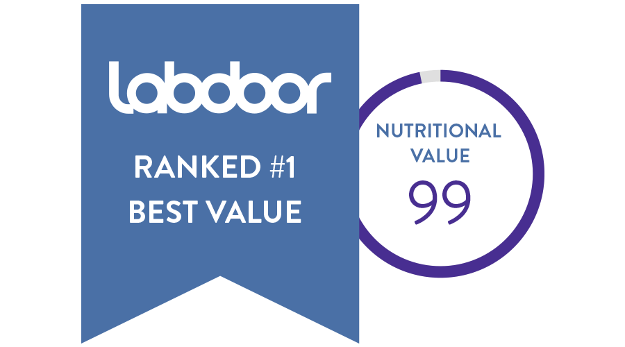 Labdoor ranked InnovixLabs Triple Strength Omega-3 #1 best value