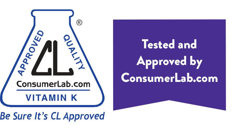 Tested and approved by ConsumerLab.com