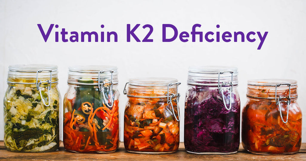 Vitamin K2 deficiency