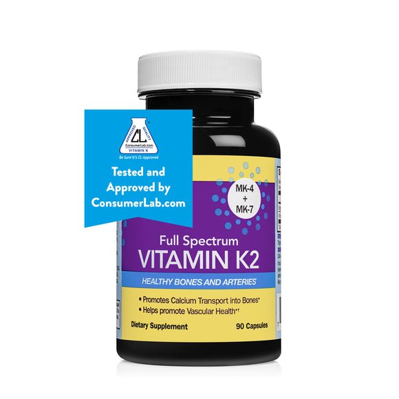 Full Spectrum Vitamin K2
