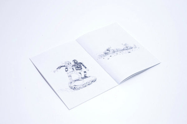 Rock Riders zine by Jeremiah Durian-Williams - DustyINTL