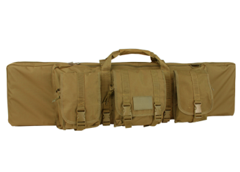 "Condor 36"" Rifle Case 133 Coyote Brown"
