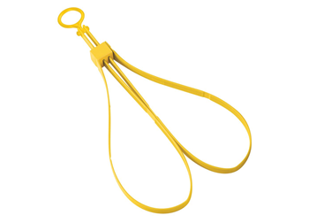 ASP Tri-Fold Disposable Restraints Yellow 56190