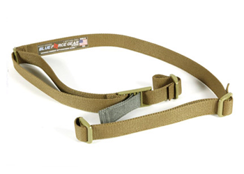 Blue Force Gear Vickers Sling Coyote Brown VCAS-125-OA-CB