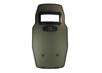 BlueRidge Armor WMX1 Transporter IIIA Ballistic Shield 24x36 With LED Light