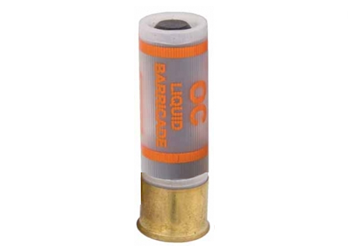 "Combined Systems 12 Gauge 2 3/4"" OC Liquid Barricade - 5 Pack 2340"