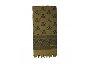 Jolly Roger Shemagh Olive Drab