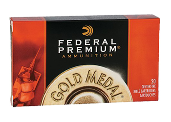 Federal Premium Gold Medal .308 175 Grain BTHP GM308M2