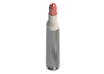 Force On Force 5.56mm Marker Rounds Red FF556R1
