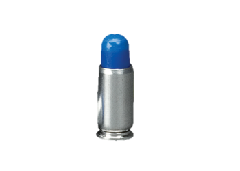 Force On Force 9mm Marker Rounds Blue FF9B2