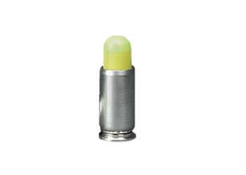 Force On Force 9mm Marker Rounds Yellow FF9Y2