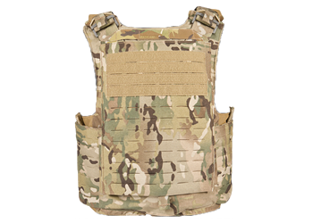 FirstSpear Siege-R Optimized Multicam 500-12-00145-5004 Back