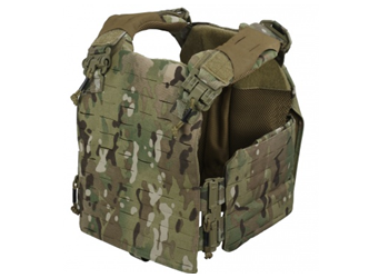 FirstSpear Strandhögg SAPI Cut Plate Carrier Multicam 500-12-00026-5004 Back