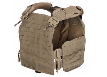 FirstSpear Strandhögg SAPI Cut Plate Carrier Coyote 500-12-00026-5005 Front