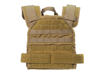 High Speed Gear Modular Plate Carrier Bravo Coyote