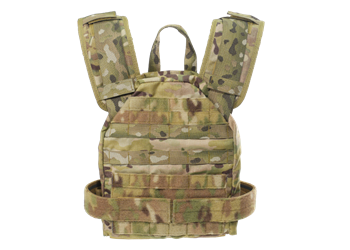 High Speed Gear Modular Plate Carrier Bravo Multicam